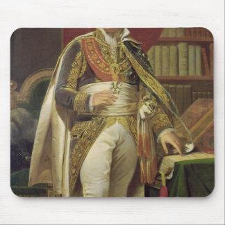 Portrait of Jean-Jacques-Regis de Cambaceres Mouse Mat
