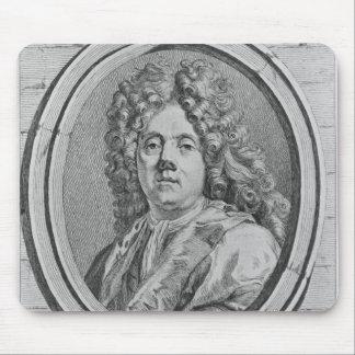 Portrait of Jean Jouvenet Mouse Mat