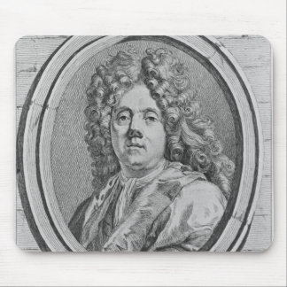 Portrait of Jean Jouvenet Mouse Pad