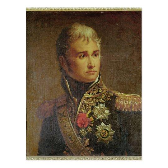 Portrait of Jean Lannes  Duke of Montebello Postcard