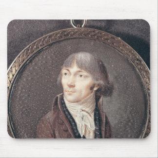 Portrait of Jean-Marie Collot d'Herbois Mouse Mat