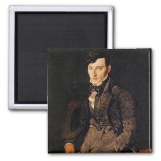 Portrait of Jean-Pierre-Francois Gilibert Magnet