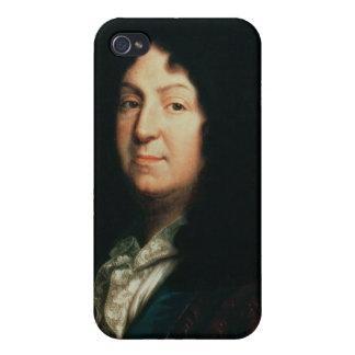 Portrait of Jean Racine  copy of an original iPhone 4 Covers