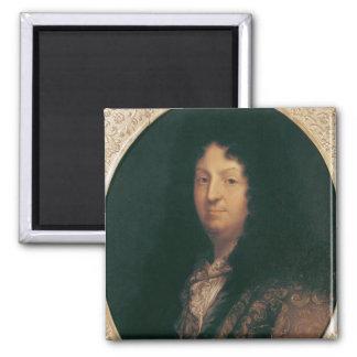 Portrait of Jean Racine Magnet