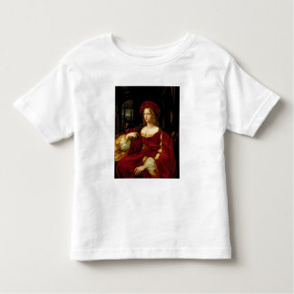 Portrait of Jeanne of Aragon (c.1500-77) wife of A T Shirt