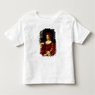 Portrait of Jeanne of Aragon (c.1500-77) wife of A Toddler T-Shirt