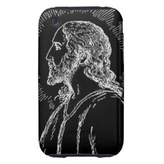 Portrait of Jesus Case-Mate iPhone 3G 3GS Case iPhone 3 Tough Cover