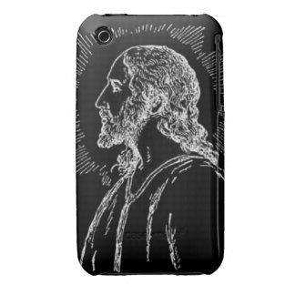 Portrait of Jesus iPhone 3G/3GS Case-Mate Case-Mate iPhone 3 Case