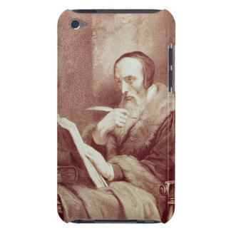 Portrait of John Calvin (1509-1564) (engraving) Barely There iPod Cover