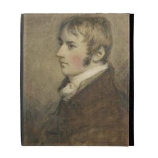 Portrait of John Constable (1776-1837) aged twenty iPad Folio Cases