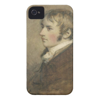 Portrait of John Constable (1776-1837) aged twenty iPhone 4 Case