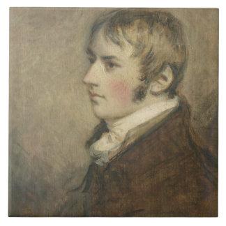 Portrait of John Constable (1776-1837) aged twenty Tile