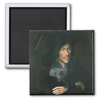 Portrait of John Donne, c.1595 Magnet