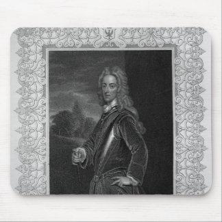 Portrait of John Duke of Montagu Mouse Pad