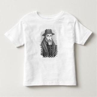 Portrait of John Foxe  English martyrologist Toddler T-Shirt