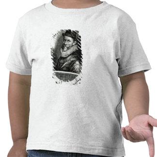 Portrait of John Hawkins Tshirts