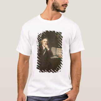 Portrait of John Hunter  after Sir Joshua T-Shirt