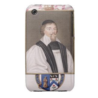 Portrait of John Jewel (1522-71) Bishop of Salisbu iPhone 3 Cover