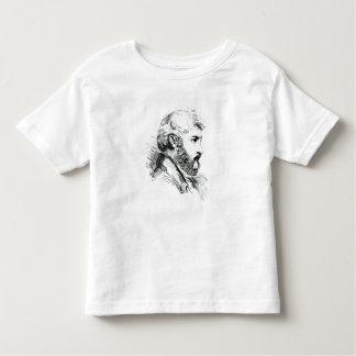 Portrait of John Lewis Burckhardt Toddler T-Shirt