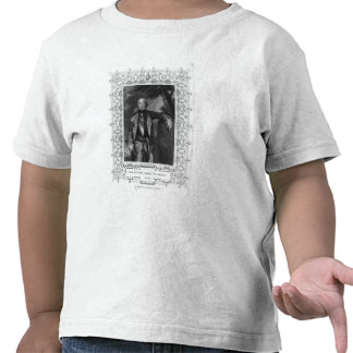 Portrait of John Manners, Marquis of Granby Tee Shirts