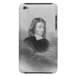 Portrait of John Milton (1608-74) engraved by the iPod Case-Mate Case