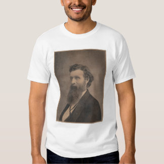 Portrait of John Muir (1349) Tees
