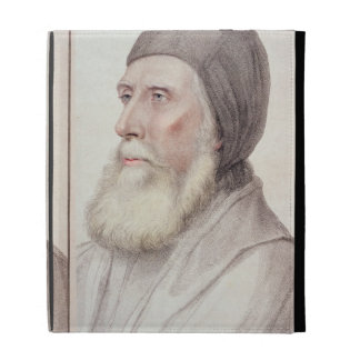 Portrait of John Russell 1st Earl of Bedford (1485 iPad Folio Covers