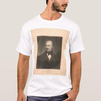 Portrait of John Sutter (1679A) - Unrestored T-Shirt