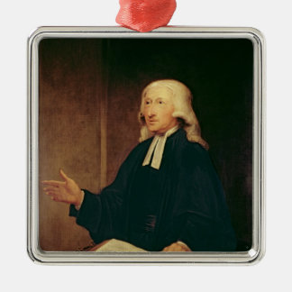 Portrait of John Wesley  1788 Christmas Ornament