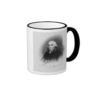 Portrait of Joseph Black Mug