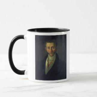 Portrait of Joseph Fouche  Duke of Otranto, 1813 Mug