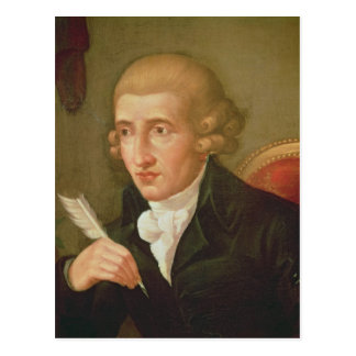 Portrait of Joseph Haydn Postcard
