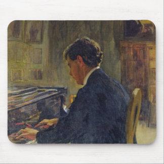 Portrait of Joseph Hofman, 1912 Mouse Pad