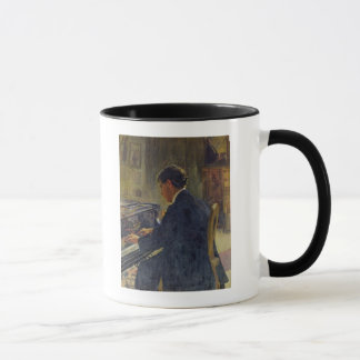 Portrait of Joseph Hofman, 1912 Mug