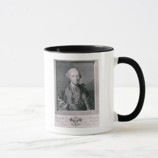 Portrait of Joseph II Mug