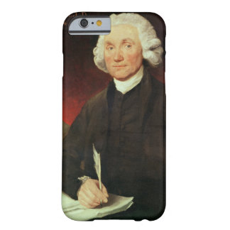 Portrait of Joseph Priestley (1733-1804) Barely There iPhone 6 Case