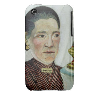 Portrait of Josephine, the artist's second wife, c Case-Mate iPhone 3 Case