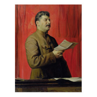 Portrait of Josif Stalin, 1933 Postcards