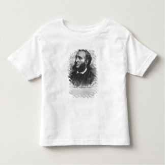 Portrait of Jules Ferry Toddler T-Shirt