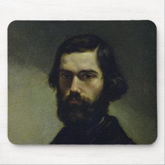 Portrait of Jules Valles  c.1861 Mouse Mat