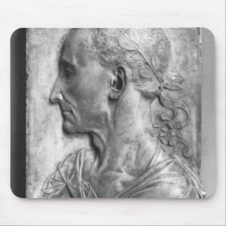 Portrait of Julius Caesar Mouse Mat