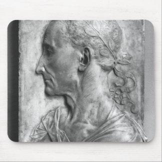 Portrait of Julius Caesar Mouse Pad