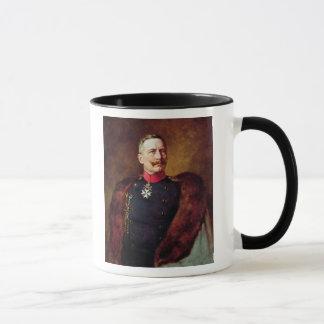 Portrait of Kaiser Wilhelm II Mug