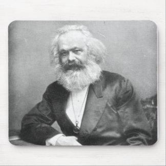 Portrait of Karl Marx Mouse Pad