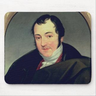 Portrait of Karl Thomas Mozart Mouse Pad
