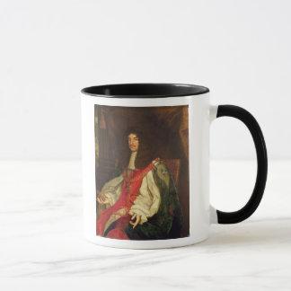 Portrait of King Charles II, c.1660-65 Mug