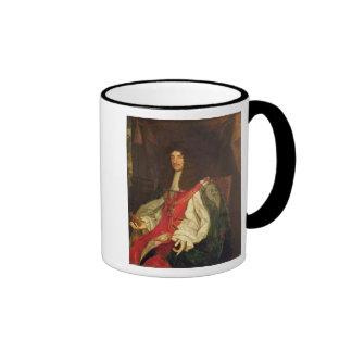 Portrait of King Charles II, c.1660-65 Ringer Mug