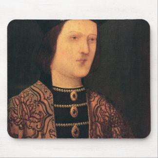 Portrait of King Edward IV of England Mouse Pad