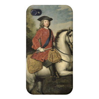 Portrait of King George I, 1717 Case For The iPhone 4