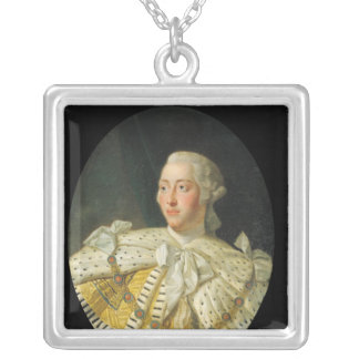 Portrait of King George III  after 1760 Jewelry